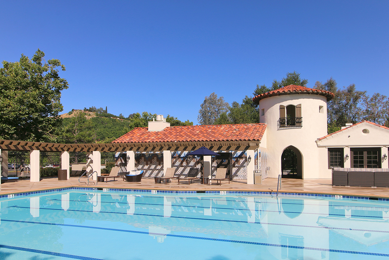 Rancho San Pascual Pool Area